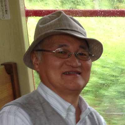 山下燃料店 代表である山下芳弘の顔写真