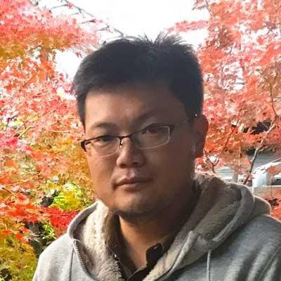 創業者の孫である山下晃司の顔写真